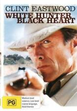 White Hunter Black Heart DVD CLINT EASTWOOD BRAND NEW R4