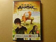 DVD / AVATAR - DE LEGENDE VAN AANG - NATIE 2: AARDE - DEEL 4