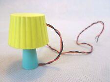 Vintage Maison De Poupées Meubles-TRIANG/Jenny's Home Plastique Lampe de table