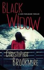 Black Widow - Brookmyre, Christopher - New Hardcover Book