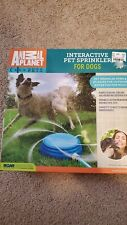 Animal Planet Interactive Pet Sprinkler For Dogs