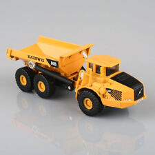 1/87 Scale Diecast Dump Truck Construction Vehicle Cars Model Toy Boys Kids Gift