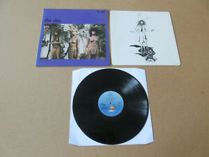 THE SLITS Cut ISLAND ORIGINAL 1979 UK 1ST PRESSING LP ILPS9573