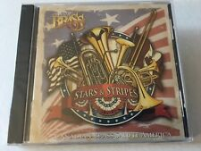 Stars & Stripes - Canadian Brass Salute America (CD, 2010, New/Sealed)
