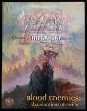 TSR AD&D Birthright RPG Book - Blood Enemies : Abominations of Cerilia - NEW