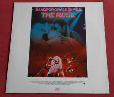 THE ROSE  LP  BOF  BETTE MIDLER