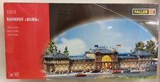 Faller H0 Bausatz 110113. Bahnhof Bonn