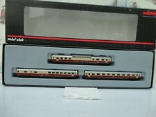 Marklin Z Gauge 87285 DB Rheingold TEE Coaches Set 2. New. Boxed.