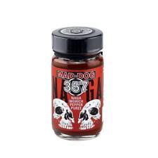 Mad Dog 357 Naga Morich Ghost Pepper Puree Mash 2oz