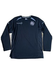 Exeter Chiefs Official Long Sleeve Training Travel Top Gym Top Men's