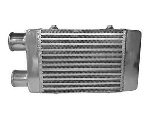 """Cooling Pro Bar & Plate Intercooler - 300 x 230 x 65mm (2.5"""" Same Side Dual Outl"""