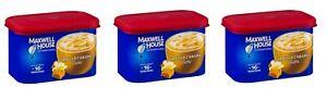 MAXWELL HOUSE INTERNATIONAL VANILLA CARAMEL LATTE CAFE STYLE BEVERAGE MIX 8.7 OZ