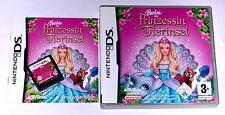 "Nintendo DS Game ""Barbie as Princess Animal Island"" Complete"