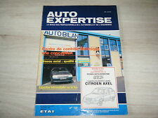 REVUE TECHNIQUE AUTO EXPERTISE N°122 CITROEN AXEL