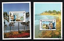 Gambia 1992 Queen's 40th Anniv Accession MS 1288 MNH