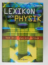 Lexikon der Physik vom Atom zum Universum Richard Knerr