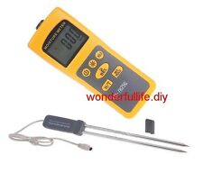 Moisture Meter Specialized Grain Thermometer FOR Rice Corn Paddy Wheat