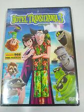 Hotel Transilvania 3 Unas Vacaciones Monstruosas - DVD Español Ingles - 3T