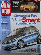 Auto Oggi n°25 1999 Alfa 145 . Test della Lotus Elise  [Q202]