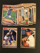 1996 Bowman Los Angeles Dodgers Team Set 15 Cards