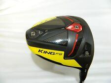 2019 Cobra King F9 Speedback 9* Yellow Driver FJ Atmos Black 7s - Stiff flex