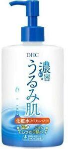 DHC Dense Moisturized Face Lotion Very Moist Large Capacity 400ml Japan NEW