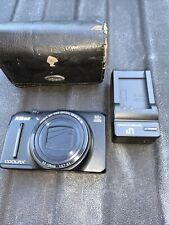 Nikon COOLPIX S9700 16.0MP Digital Camera - Black W/Case
