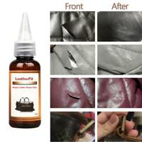 Leather Repair Filler Compound Color Restorer Couches Car Seat Chair Jacket 30ML