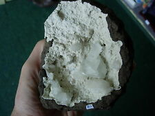 zeolite geode specimen