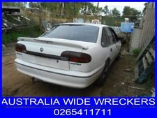 HOLDEN COMMODORE VR VS FUSE BOX UNDER DASH WITH CUT WIRES WRECKING CAR 4 PARTS