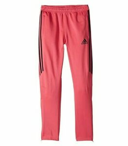 Adidas Pink/Black Tiro 17 Training Pants Girl's Size Large 17529
