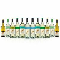 All The Yellow Tail Mixed White Wine Worldwide Favourites (12 Bottles) Free Ship