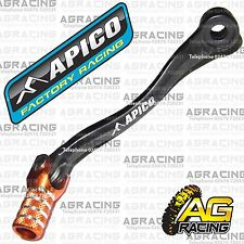 Apico Black Orange Gear Pedal Lever Shifter For KTM SX 85 2015 Motocross Enduro