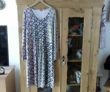 Together Damen Kleid bunt  Gr. 48