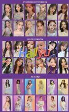 "Iz*one Izone ""Oneiric Diary"" 3rd Mini - Official Photocard (ONEIRIC. Ver.)"
