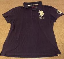 U.S. Polo Assn. Herren T-Shirt Gr. 52 Poloshirt USPA