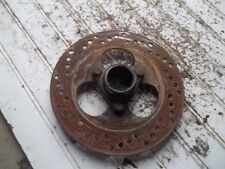 1995 HONDA TRX 300EX FOURTRAX 300 EX REAR ROTOR WITH HUB