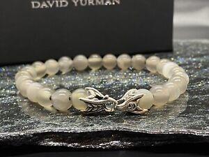 DAVID YURMAN Men's Moonstone Spiritual Bead Bracelet