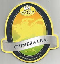 Downton Brewery - CHIMERA IPA - Beer Pump Clip Front
