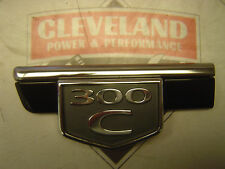 2007 07 Chrysler 300C SRT-8 OEM LH Drivers Fender Emblem Badge