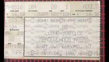 U2 Vintage Concert Ticket Stub~1987 NJ Meadowlands Arena~Joshua Tree Tour