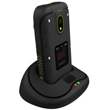 M838 Three-Prevention Rugged Waterproof Flip Dual Display Mobile Phone