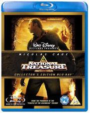 National Treasure 8717418165543 With Nicolas Cage Blu-ray / Special Edition