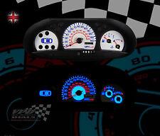 Ford Fiesta MK4 speedo dash custom interior lighting upgrade dial kit 1995-2002