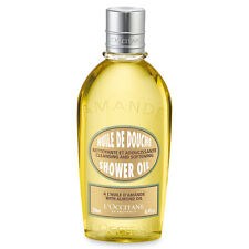 L'Occitane Almond Shower Oil 250ml - Helps To Hydrate And Nourish The Body