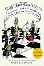 The Mysterious Benedict Society: Mr. Benedict's Book of Perplexing Puzzles,