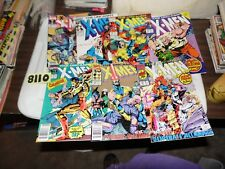 Uncanny X-Men lot of 7 books #271 #276 #277 #278 #279 #280 and #281