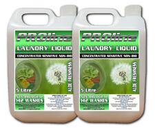 PROline ALOE NON-Bio Laundry Liquid / Detergent (284 Washes) 2x 5 ltr