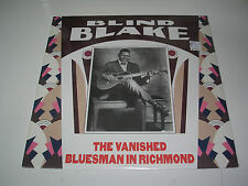 Blind Blake The Vanished Bluesman In Richmond comp LP sealed Mint Monk Italy