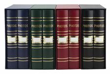 Old Fashion Fotoalben für 400 Fotos in 10x15 cm Einsteck Foto Album Memoalbum